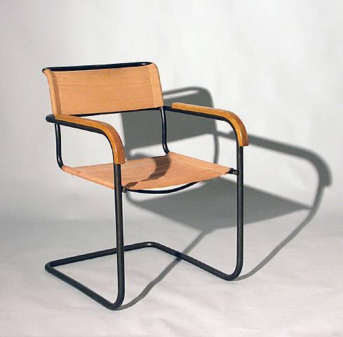 Pin Marcel Breuer Chair B32 Quot Cesca Chair Gebr Der Thonet Mfg On Pinterest