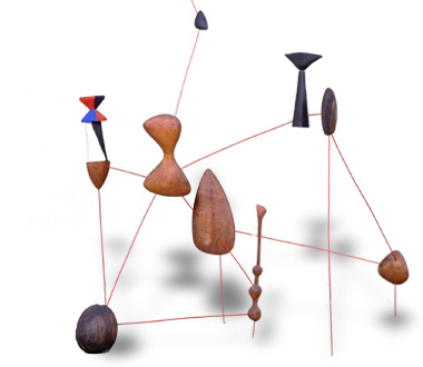 Calder-Constellation