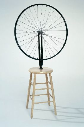 Duchamp-BicycleWheel