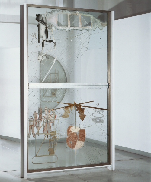 Duchamp-TheLargeGlass