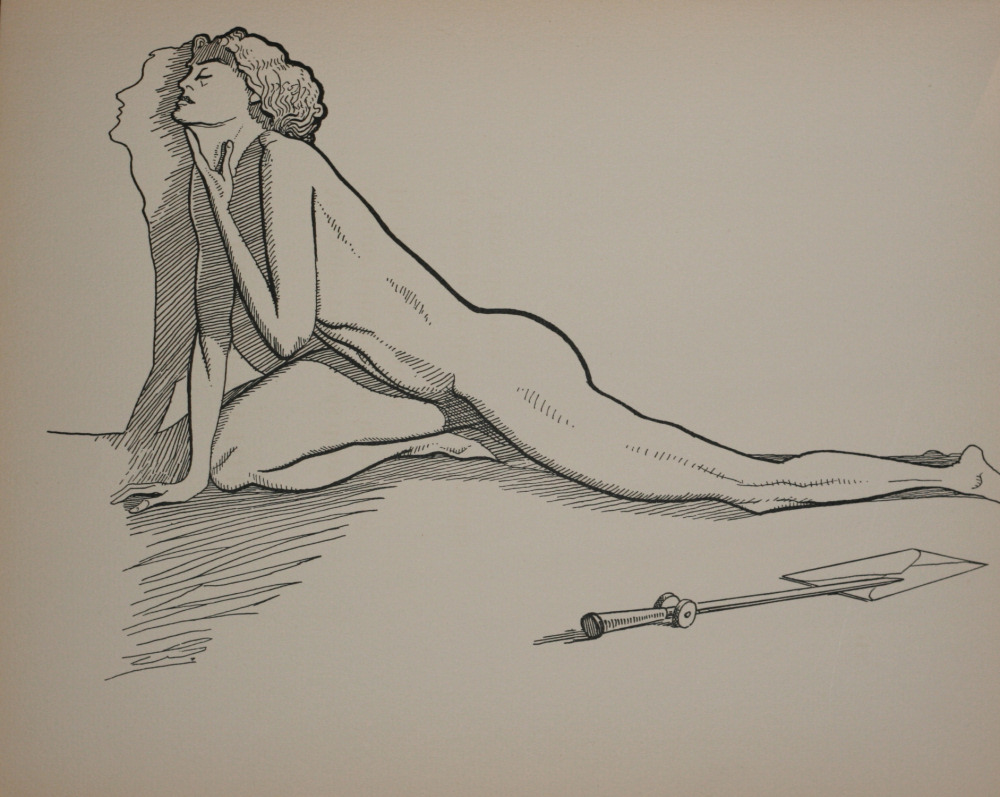 ManRay-FemaleDrawing