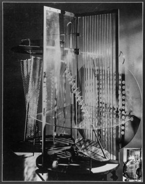 Moholy-Nagy - Light Display