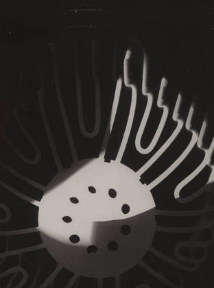 Moholy-Nagy- Photogram - 1923
