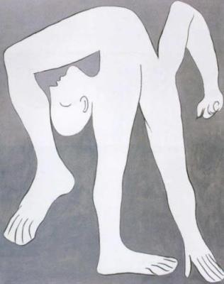 Picasso-L-Acrobat