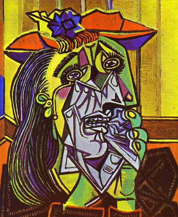 Picasso-WeepingWoman