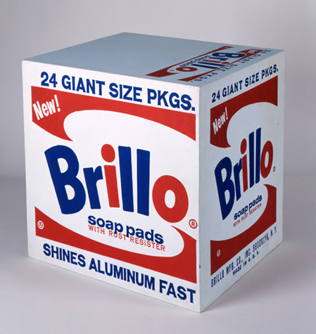 Warhol-Brillo