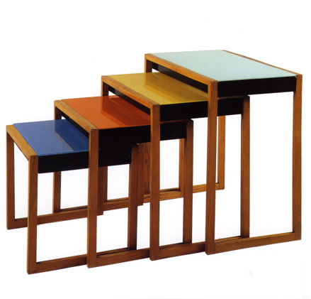 Albers-Stacking Tables