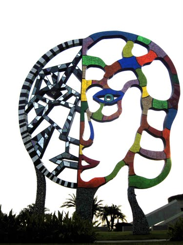 de Saint Phalle - Coming Together