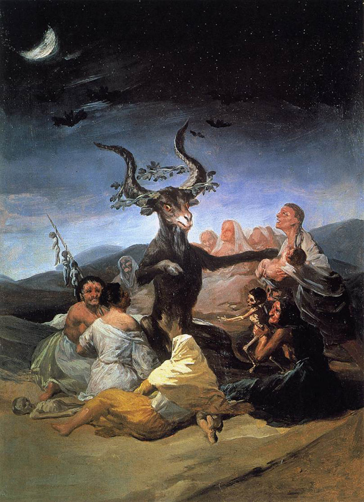 Goya- The Great Goat