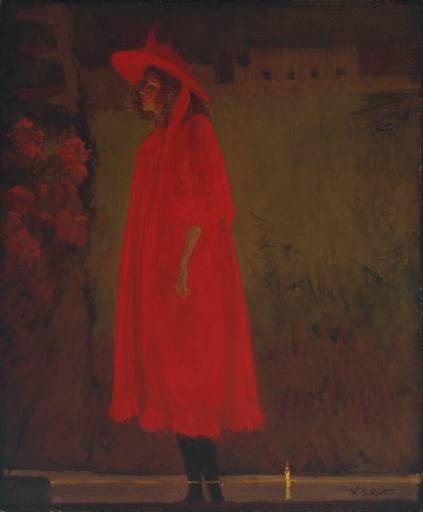 Walter Sickert - Minnie Cunningham
