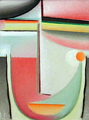 Jawlensky-Abstract