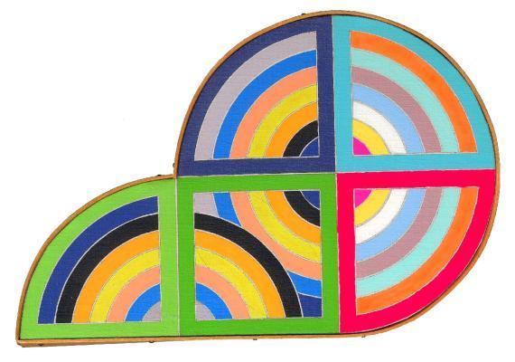 Frank Stella Architecture