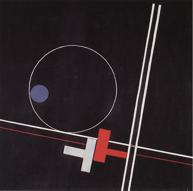 László Moholy Nagy - Untitled Construction