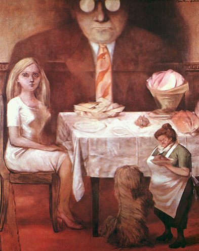 Dorothea Tanning - Family Portrait