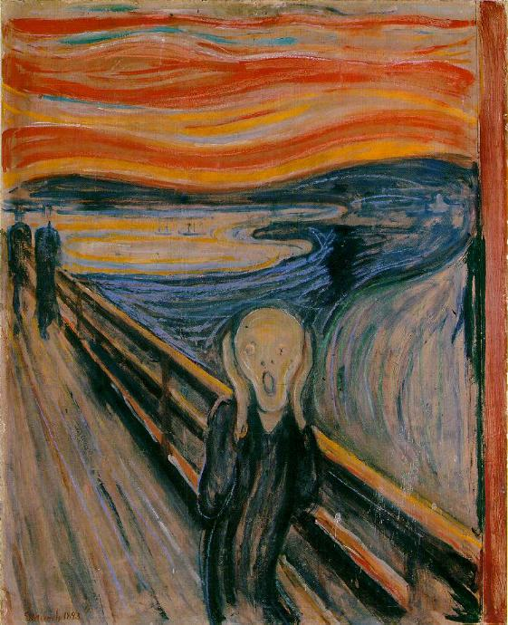 EMunch -  The Scream