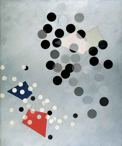 Moholy-Nagy - Construction