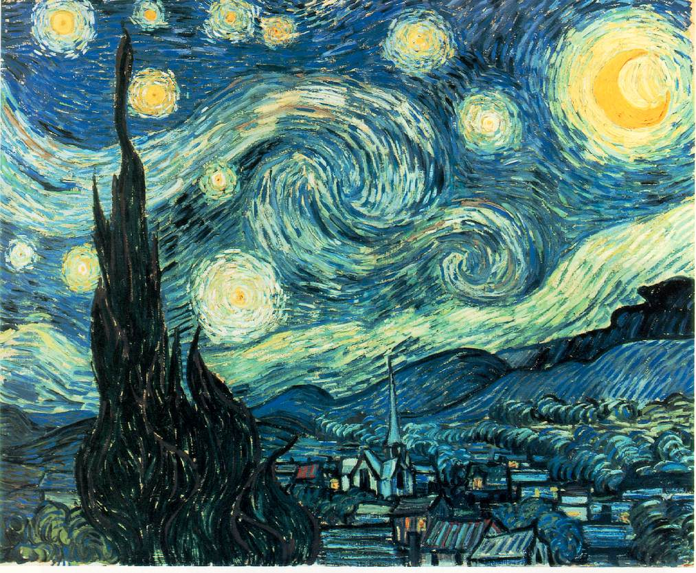 Started with Von Gogh's masterpiece, Jia Wei will guide us all the way to the essentials of stargazing.